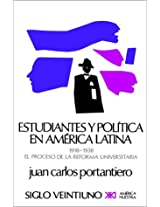 Estudiantes y Politica En America Latina (Seccion de Obras de Historia)