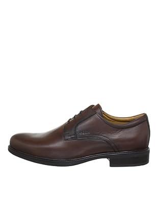 Geox Zapatos Derby (Marrón)