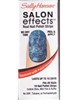 Sally Hansen Salon Effects Good Genes / Rock Of Ages Nail Polish Strips