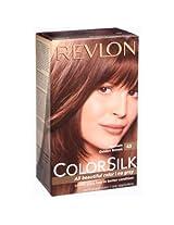 Colorsilk 4 G Med Golden Brown 1 Each