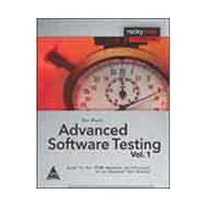 Advanced Software Testing - Vol. 1