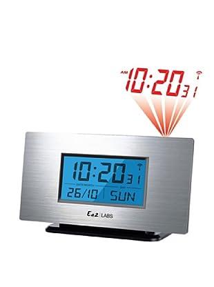 Labs AL805 - Reloj despertador con proyección de la hora y alarma