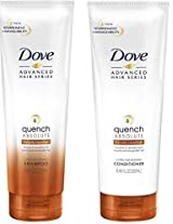 Dove Quench Absolute Ultra Nourishing Shampoo and Conditioner Set