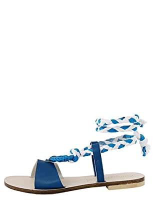 Dolceamore Sandalias Graciane (Azul / Blanco)