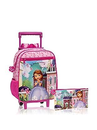 Disney Rucksack Trolley + Etui Sofia