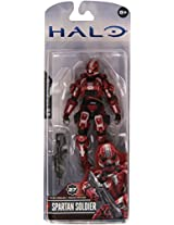 Halo 4 - 5/13cm Series 3 RED Spartan Soldier Figure - SI19319 - McFarlane Toys