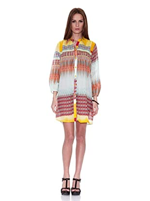 HHG Vestido Malaga (Amarillo)
