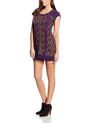 Purple Jam Vestido  Morado XL