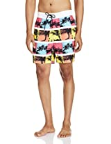 Nautica Men's Polyester Shorts