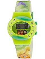 Marvel Comics Digital Green Dial Children's Watch - DW100235