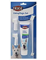 Trixie Dog Dental Hygiene Kit with Toothpaste and Brush