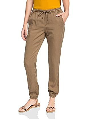 edc by ESPRIT Pantalone 056CC1B015 - im Jogging Stil Kaki IT 42 (UK 10)