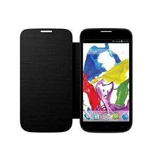 Videocon A53 Dual SIM Mobile Phone - Black