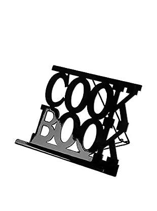 Premier Housewares Bücherständer schwarz