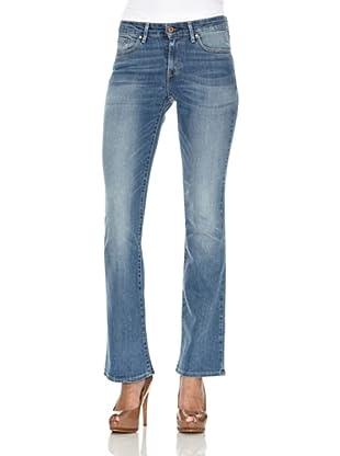 Levi´s Jeans Klassisch Demi Curve ID Slim 5-Pocket-Style (medium bleach)