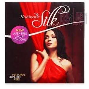 Kohinoor Silk Non Latex Condom