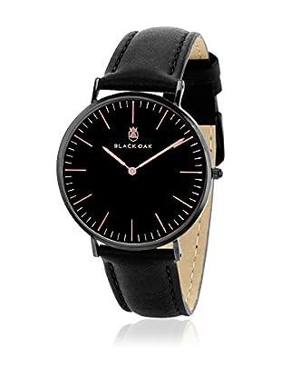 Black Oak Reloj con movimiento cuarzo japonés Man 40 mm