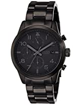 Fossil End-of-season Daily Analog Black Dial Men's Watch - FS5154