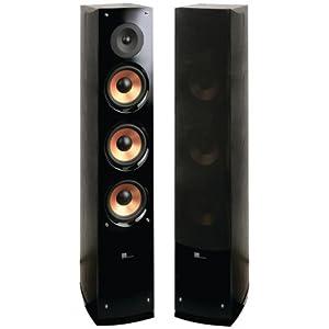PURE Acoustics Supernova 8-F 350-Watt Tower Speaker