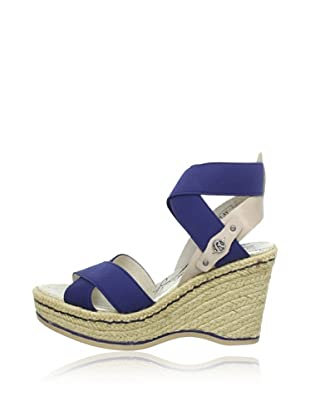 Replay Keil-Sandalette She (Blau)
