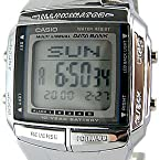 Casio Youth Digital Grey Dial Men's Watch - DB-360-1ADF (DB27)
