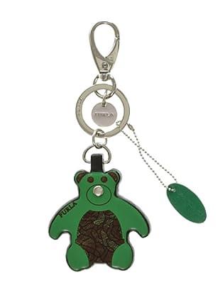 Furla Portachiavi Arcadia Orso (Verde)