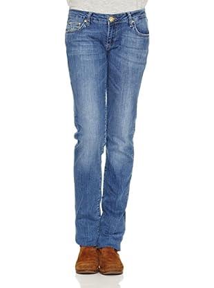 US Polo Assn Pantalón 5 bolsillos (Azul Denim)