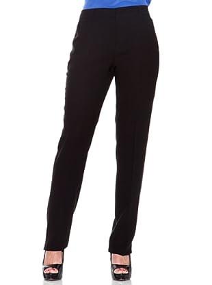 Caramelo Pantalón Lara (Negro)