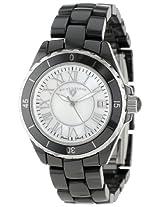Swiss Legend Watches, Women's Karamica High Tech Ceramic, Model 20050-BKWSR