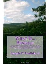 What If...bengali