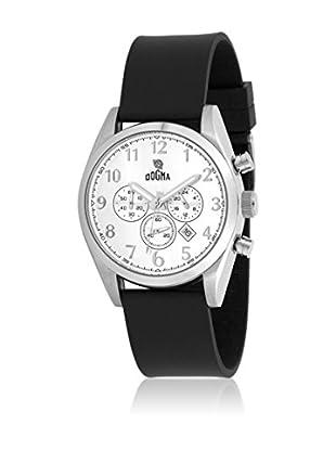 DOGMA Uhr mit schweizer Quarzuhrwerk Unisex DGCRONO-335P 47 mm