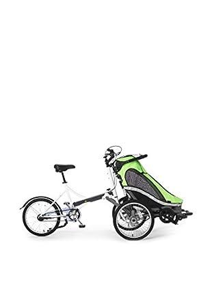 Schiano Cicli Bicicleta Childpod 20 Verde
