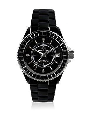 Hindenberg Reloj automático Woman Negro 38 mm