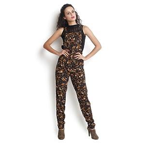 The Good Look Velvet Black Jumpsuit