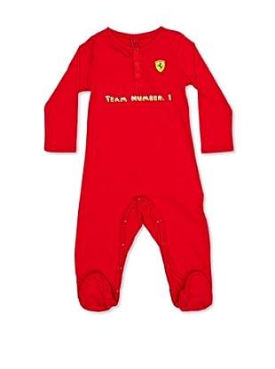 Ferrari Pijama Baby Night (Rojo)
