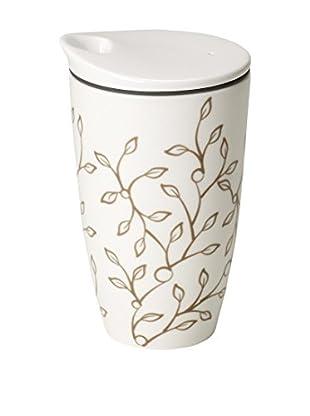 Villeroy & Boch Taza De Café Caffe Club Floral Caramel Coffee To Go