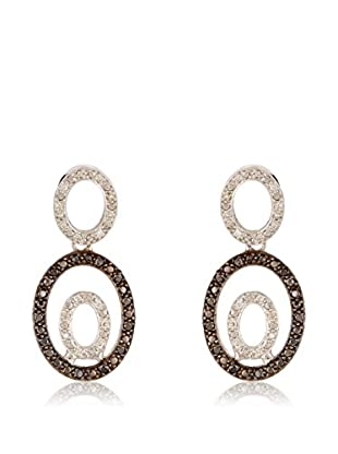 Gold & Diamond Pendientes  oro 18 ct