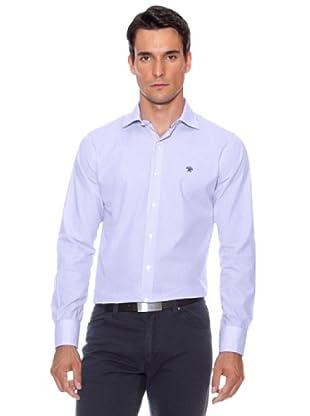 Devota & Lomba Camisa Morris Rayas (Morado)