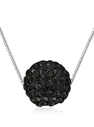 WISHLIST Halskette rhodiniertes Silber 925