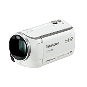Panasonic デジタルハイビジョンビデオカメラ 内蔵メモリー32GB HC-V300M