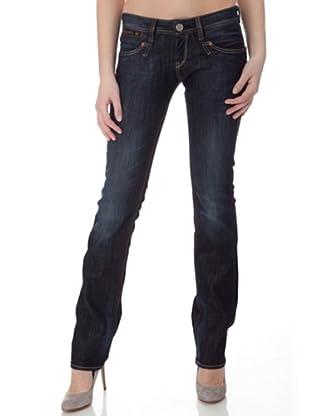 Herrlicher Jeans Piper Stretch straight fit (Mittelblau)