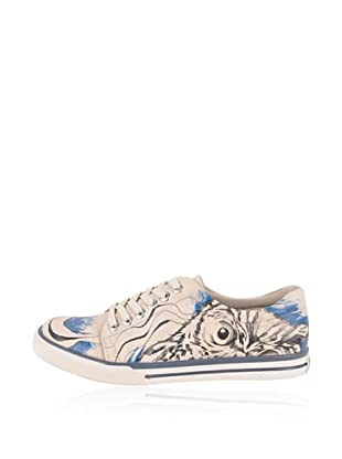 Dogo Sneaker Mysterious Owl (Creme)