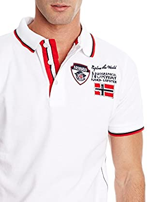 Geographical Norway Poloshirt Keency