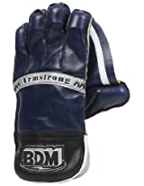 BDM Armstrong Wicket Keeping Gloves, Men's (Blue)