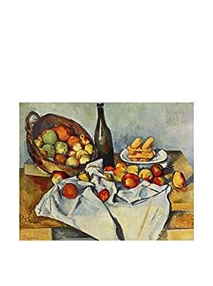 Legendarte Lienzo Il Cesto Di Mele di Paul Cezanne