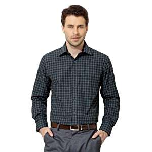 Checked Full Sleeves Shirt