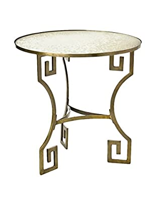 Arteriors Home Dunmoore Side Table, Yellow