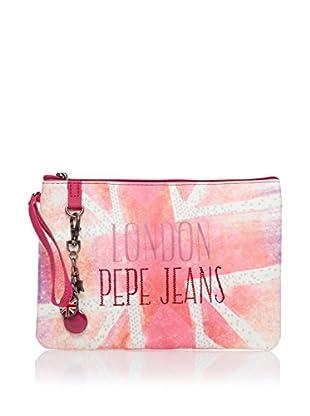 Pepe Jeans Funda Tablet Union Rosa / Blanco
