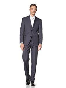 Tallia Men's Vasco 2-Button Suit (Navy)