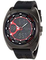 Freestyle Men'S 101187 The Contact Analog-Digital Silicone Strap Watch